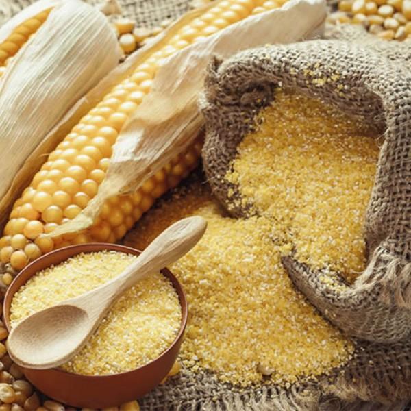 Καλαμποκάλευρο Κίτρινο Μεγάρων (χύμα) 1 κιλό