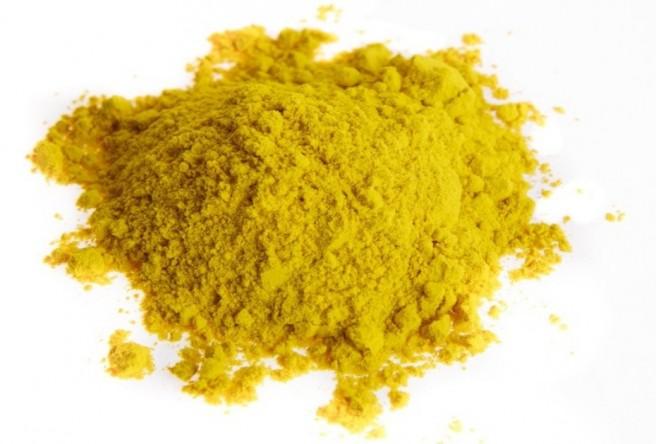 Κουρκουμάς ή Κιτρινόριζα Orange Ινδιών