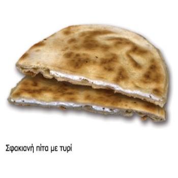 Σφακιανή Πίτα με Τυρί 160γρ. - 180γρ.
