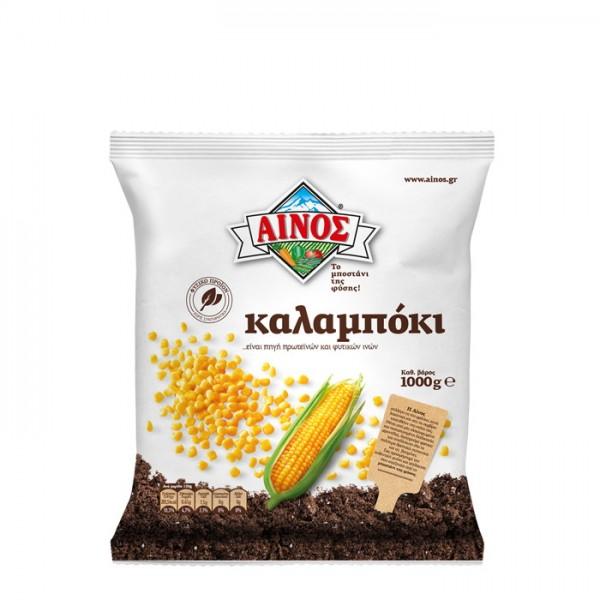Καλαμπόκι 1000γρ. ΑΙΝΟΣ