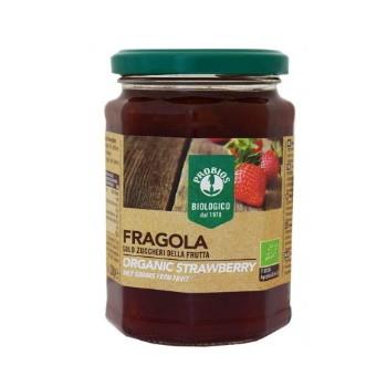 ΒΙΟ Μαρμελάδα Φράουλα Χωρίς Ζάχαρη Probios 330γρ.