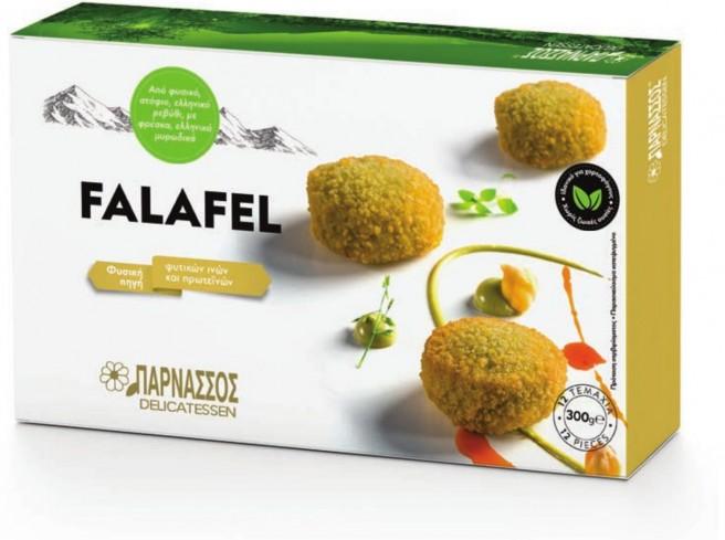 Φαλάφελ (Ρεβυθοκεφτέδες - Νηστίσιμο - Χωρίς Λάδι Προϊόν) 300γρ.