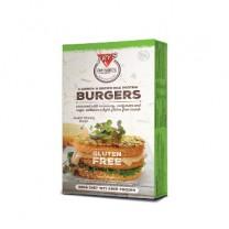Vegan Μπιφτέκι Κινόα & Καστανή Πρωτεΐνη Fry's 320γρ. Gluten Free (4τμχ)