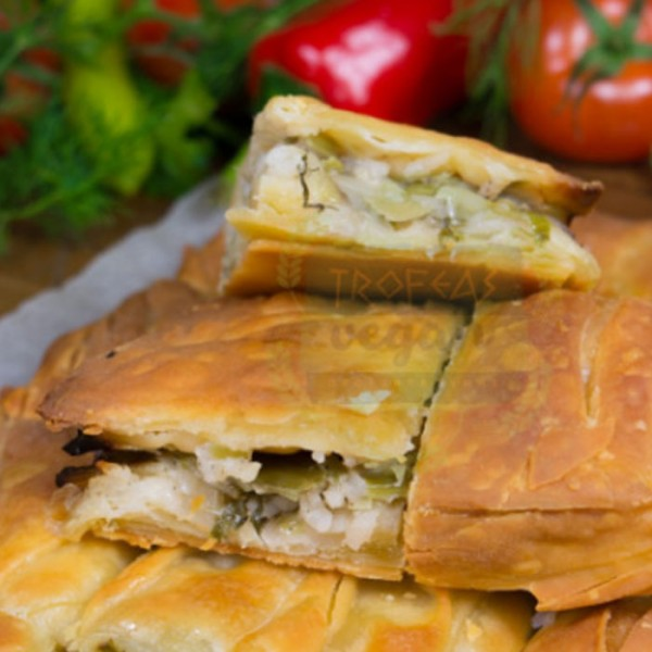 Πίτα Πράσο (1,4kg)
