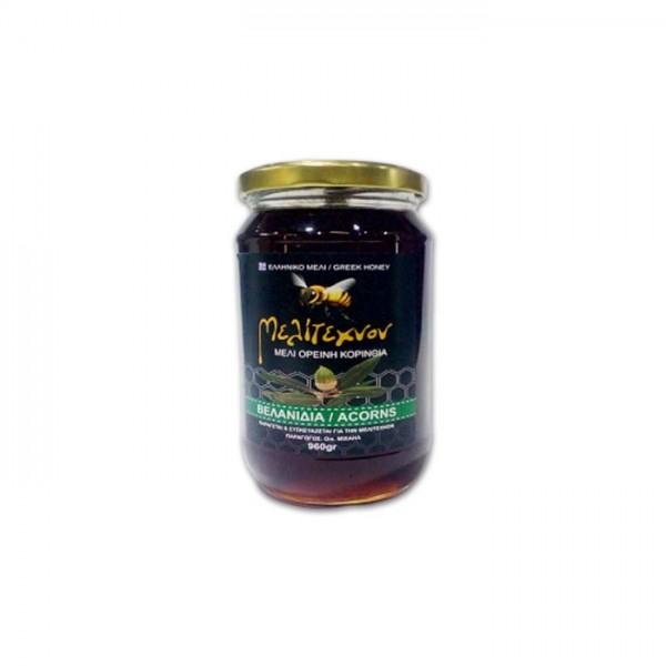 Μέλι Βελανιδιά 960γρ Μελίτεχνον