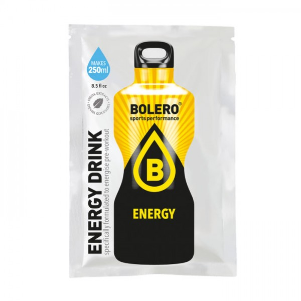 Ενεργειακό Ρόφημα Bolero Χυμός σε Σκόνη για 250ml