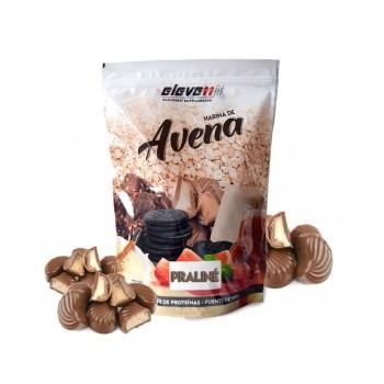 Πλιγούρι (Αλεύρι) Bρώμης με Γεύση Πραλίνα Σοκολάτας Eleven Fit 1kg