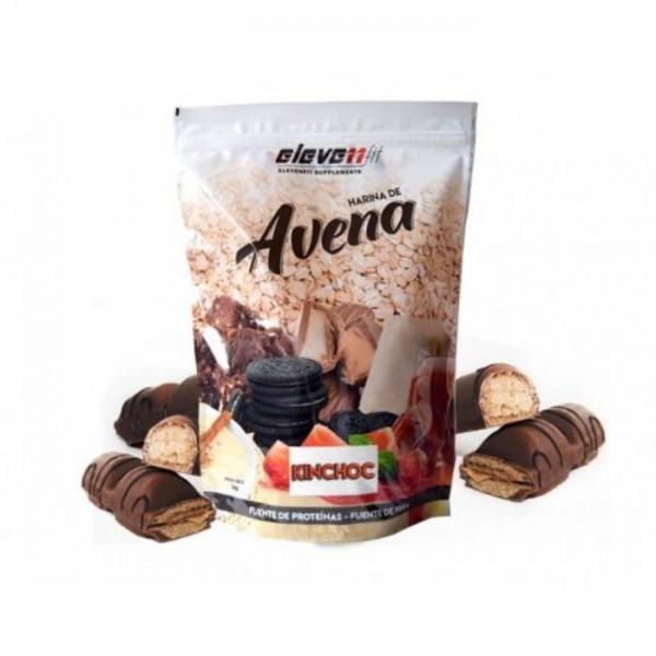Πλιγούρι (Αλεύρι) Βρώμης με Γεύση Βueno Eleven Fit 1kg