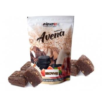 Πλιγούρι (Αλεύρι) Bρώμης με Γεύση Brownies Eleven Fit 1kg
