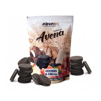 Πλιγούρι (Αλεύρι) Bρώμης με Γεύση Μπισκότο και Κρέμα Eleven Fit 1kg