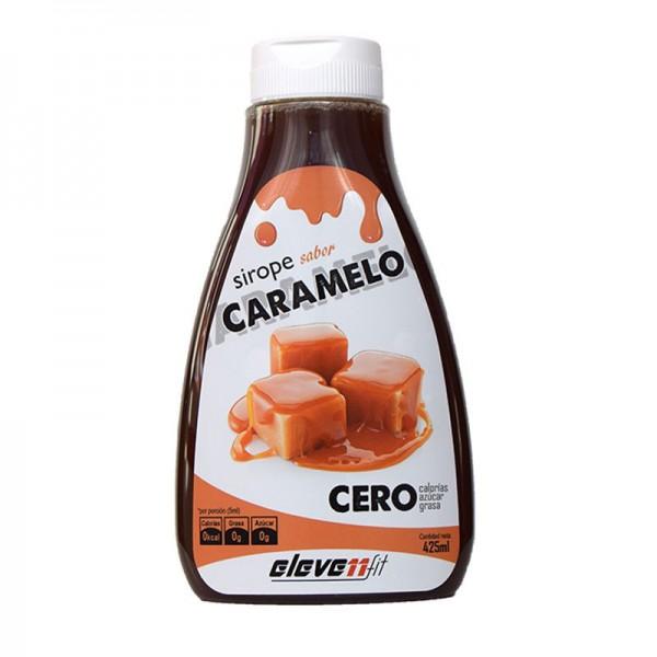 Σιρόπι με Γεύση Καραμέλα (Caramelo) Eleven Fit 425ML