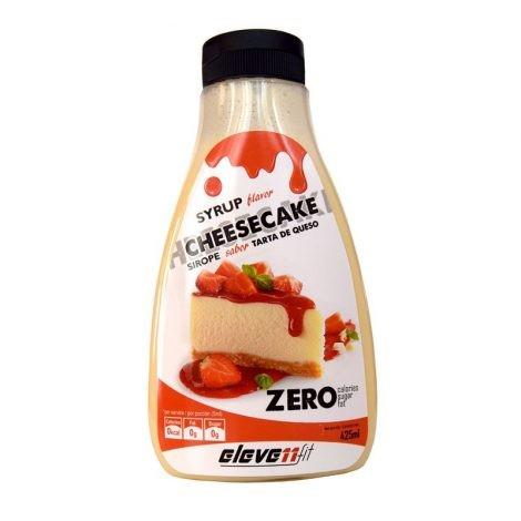 Σιρόπι με Γεύση Cheesecake Eleven Fit 425ML