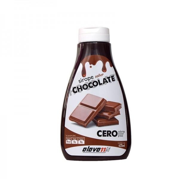 Σιρόπι με Γεύση Σοκολάτα Eleven Fit 425ML