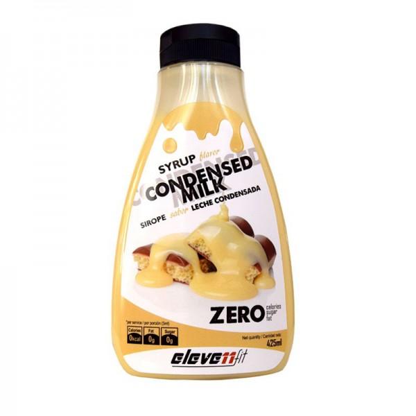 Σιρόπι με Γεύση Συμπυκνωμένο Γάλα Elevenfit 425ML