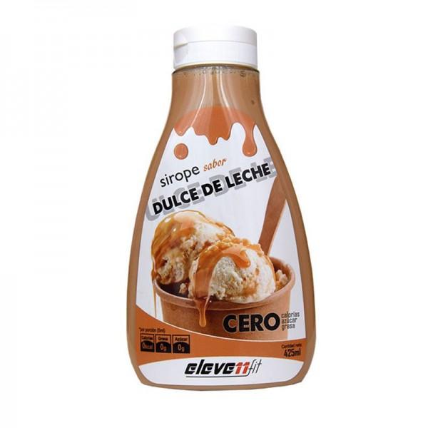 Σιρόπι με Γεύση Dulce de Leche Eleven Fit 425ML