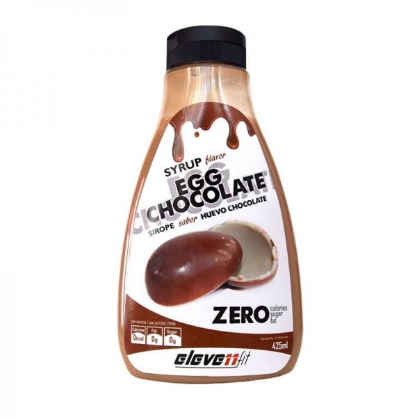 Σιρόπι με Γεύση Σοκολατένιο Αυγό Elevenfit 425ML