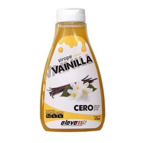 Σιρόπι με Γεύση Βανίλια (Vainilla) Eleven Fit 425ML