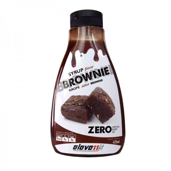 Σιρόπι με Γεύση Brownie Elevenfit 425ML