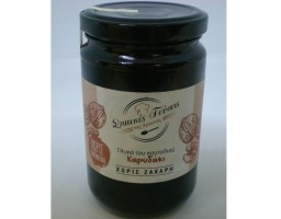 Γλυκό Κουταλιού Καρυδάκι Χωρίς Ζάχαρη 380γρ. Σπιτικές Γεύσεις της Χρύσας