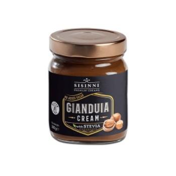 Κρέμα με Σοκολάτα Gianduia Premium Cream με Stevia 380γρ. Rito's