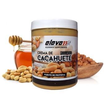 Φυστικοβούτυρο Μέλι Και Αλάτι, 300gr Χωρίς Ζάχαρη - Χωρίς Συντηρητικά Eleven Fit