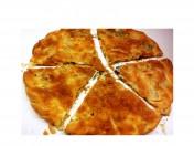 Χωριάτικη Χειροποίητη Σπανακοτυρόπιτα Θεσσαλίας 1 κιλό