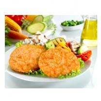Crispy Μπιφτέκι Λαχανικών με Κινόα και Φαγόπυρο 400γρ (4τμχ)