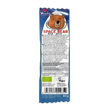 """ΒΙΟ Vegan Λουκάνικο Space Bear """"Hot Dog"""" 40γρ. Wheaty"""