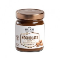 Nocciolata Premium Cream Κρέμα Κακάο και Κομμάτια Φουντουκιού με Stevia 380γρ. Rito's