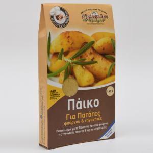 Μείγμα Πάικο Για Πατάτες 60γρ.