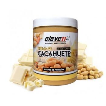 Φυστικοβούτυρο Λευκή Σοκολάτα 300gr Χωρίς Ζάχαρη - Χωρίς Συντηρητικά Eleven Fit