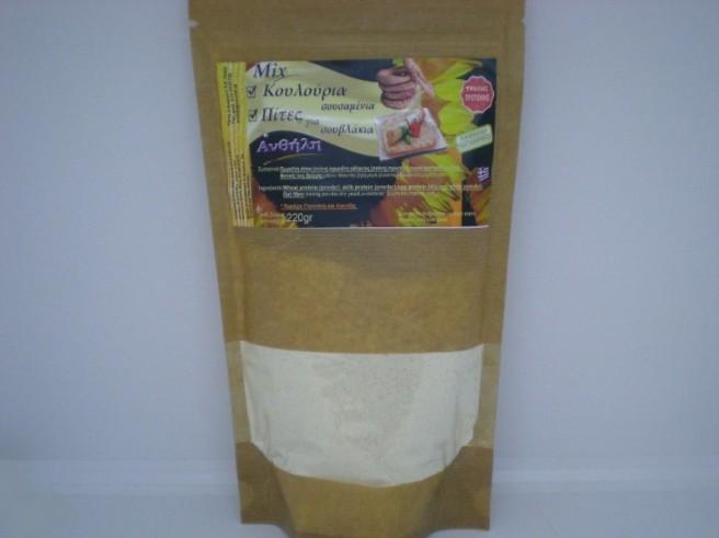 Ανθήλη Μείγμα Για Κουλούρια/Πίτες 220 γρ.