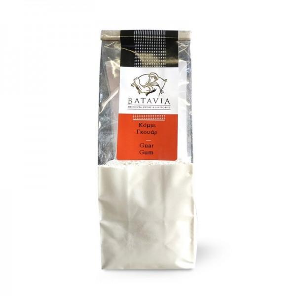 Κόμμι Γκουάρ σκόνη, Guar Gum powder, Batavia 100g