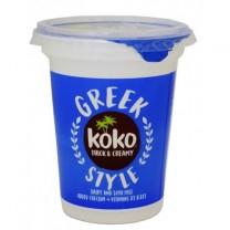 Επιδόρπιο Καρύδας Τύπου Greek Style 400γρ.