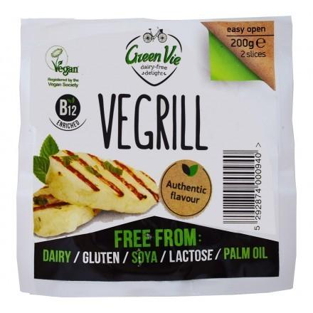 Χορτοφαγικό Τυρί 200γρ. Vegrill