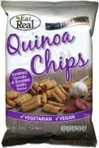 Eat Real Quinoa Chips Tομάτα Σκόρδο 80gr