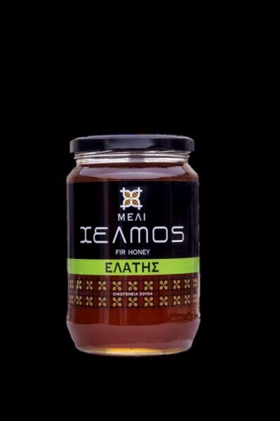 Μέλι Ελάτης 480γρ. Χελμός