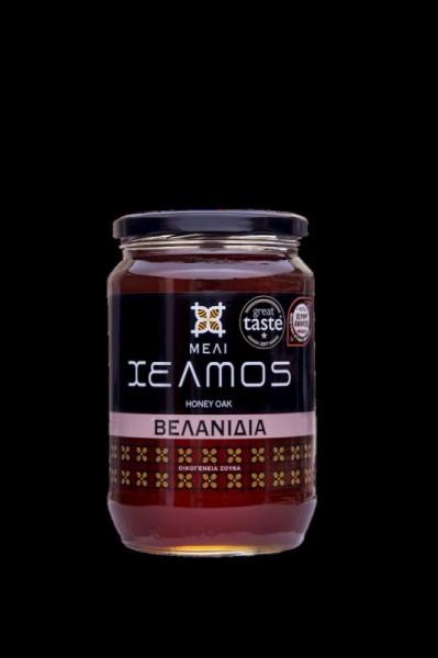 Μέλι Βελανιδιάς 480γρ. Χελμός