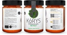 Βιολογικό Μέλι Πεύκου 420γρ. KORYS