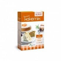 Μείγμα για κέικ χωρίς γλουτένη Cake Mix 360gr Sukrin