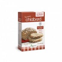 Μείγμα ψωμιού χωρίς γλουτένη με Chia 250γρ. Sukrin