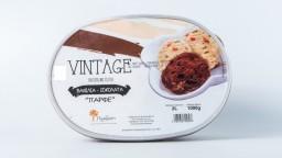 Παγωτό Παρφέ Βανίλια Κακάο 2lt Vintage