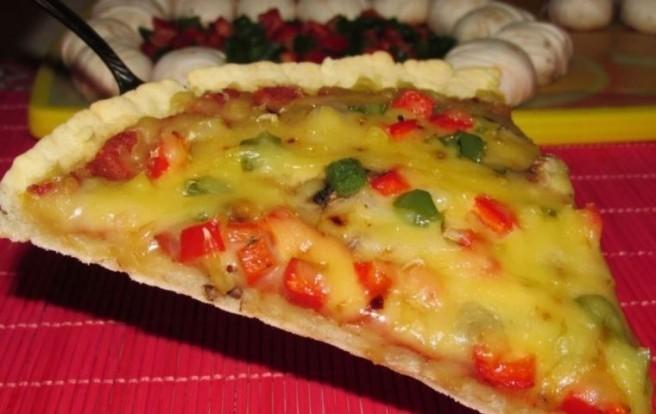 Πίτσα Νηστίσιμη 1000kg Παραδοσιακά Ζυμώματα