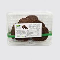 Cookies Κακάο με choco chips 300γρ. Stevia Parana